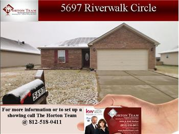 5697 Riverwalk Circle, Newburgh, IN