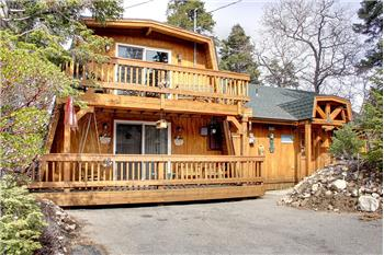 43518 Ridgecrest Drive, Big Bear Lake, CA