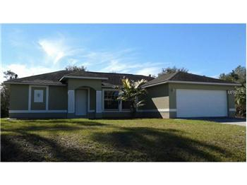 3371 Horace Ave., North Port, FL