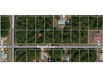 17156 & 17164 Russell Ave, Port Charlotte, FL