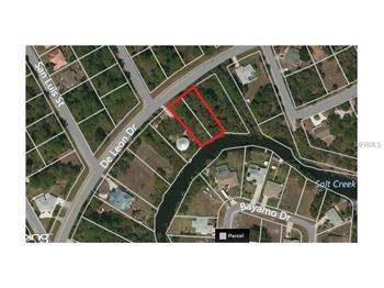 De Leon Dr. Lot 4, 5, 6 and 7, North Port, FL