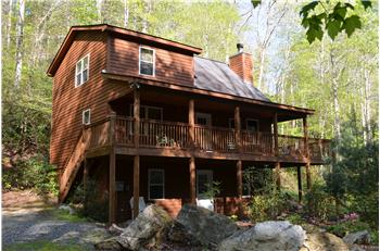 573 Chairmaker Drive, Hayesville, NC