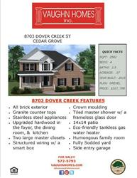 8703 dover creek, charleston, SC